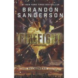 Sanderson B. Firefight
