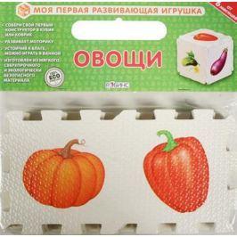 Гагарина М. (ред.) Кубик EVA. Овощи (от 6 месяцев)