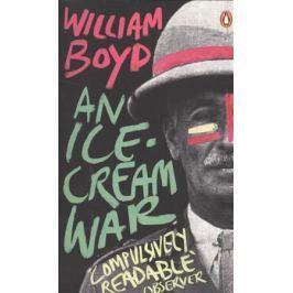 Boyd W. An Ice-cream War