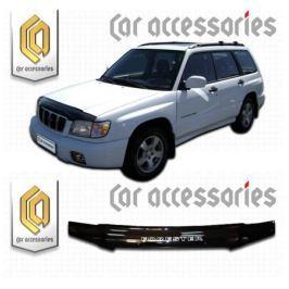 Дефлектор капота CA Subaru Forester 2000-2002