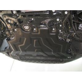 Защита Skoda Octavia A7 2013- all картера и КПП штамповка