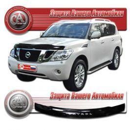 Дефлектор капота CA Nissan Patrol 2011-
