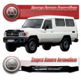 Дефлектор капота CA Toyota Land Cruiser