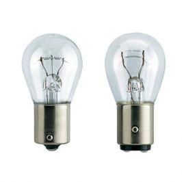 Лампа W21/5W Clearlight 12V 2 шт.