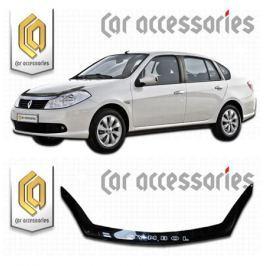 Дефлектор капота CA Renault Symbol New 2009
