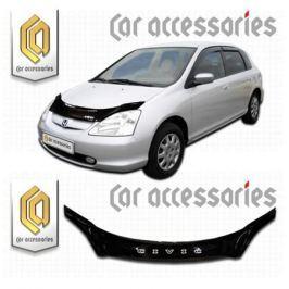 Дефлектор капота CA Honda Civic EU1-EU4, EP3 2000-2005