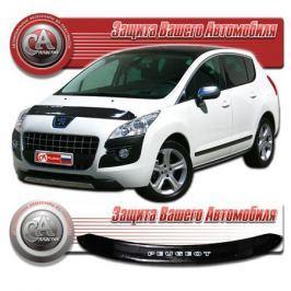 Дефлектор капота CA Peugeot 3008 2010-