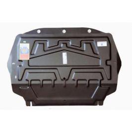 Защита Skoda Superb B6 2009- all сталь 2мм картера и КПП Standart Plus