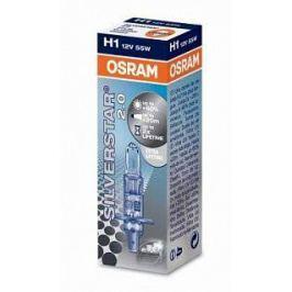 Лампа Osram H1 55W 12V SILVERSTAR 2.0