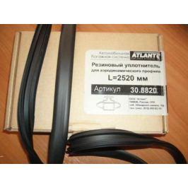 Резиновый уплотнитель для аэродинамических дуг Атлант 2,6м