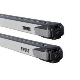 Комплект аэродинамических дуг с функцией выдвижения THULE SlideBar Short, 127 см