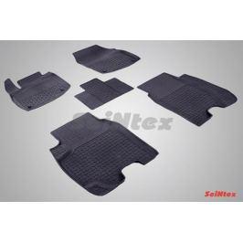 Ковры Seintex Honda Civic IX 5D 2012- высокий борт