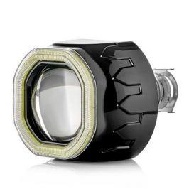 Биксеноновый модуль Clearlight 2,5 черный с LED подсветкой 1 шт.