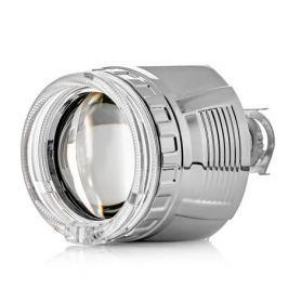 Биксеноновый модуль Clearlight 2,5 серебро с LED подсветкой 1 шт.