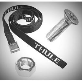 Запчасть THULE - замок личинка+ключ для багажников N002