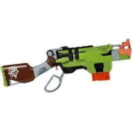 Бластер Hasbro Nerf Зомби Страйк Слингфайр зеленый A6563