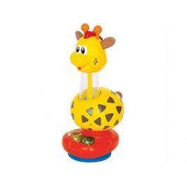 Интерактивная игрушка Kiddieland Жираф до 1 года жёлтый 29900