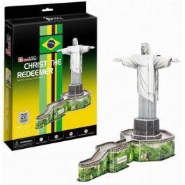 Пазл 3D CubicFun Статуя Христа-Искупителя (Бразилия) —