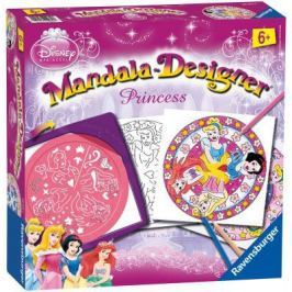 Набор для творчества Ravensburger Мандала - Принцессы от 6 лет 29971