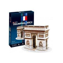 Пазл 3D CubicFun Триумфальная арка (Франция) 26 элементов C045H