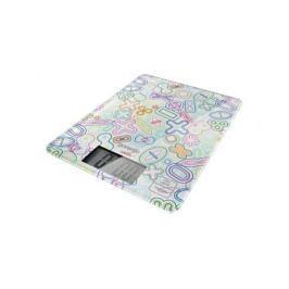 Электронные кухонные весы Gorenje KT05KARIMW белый рисунок
