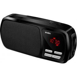 Портативная акустика Sven PS-50 FM MP3 microSD 800mAh черный