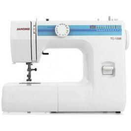Швейная машина Janome TC 1206 белый