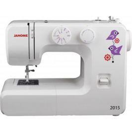 Швейная машина Janome 2015 белый