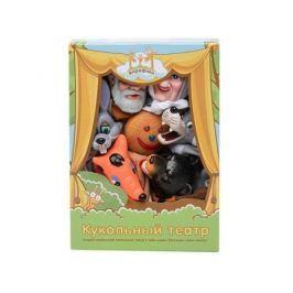 Игровой набор Жирафики Кукольный Театр - Колобок 7 предметов 68317