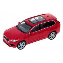 Автомобиль Welly Volvo XC90 1:34-39 цвет в ассортименте 43688