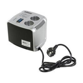 Стабилизатор напряжения Powerman AVS 500C серебристый 2 розетки