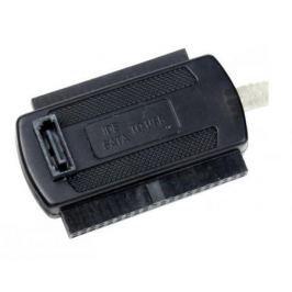 """Адаптер-переходник ORIENT USB 2.0 - 2.5""""/3.5""""/5.25"""" IDE/SATA UHD-103N черный + внешний блок питания"""