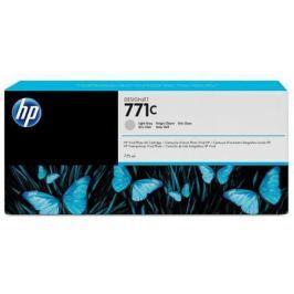Струйный картридж HP B6Y14A №711С светло-серый для HP Designjet Z6200
