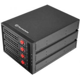 "Внешний контейнер для HDD 3.5"" SATA Thermaltake Max 3504 ST-007-M31STZ-A2 SATA I/II/III/SAS металл черный"