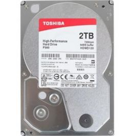 "Жесткий диск 3.5"" 2Tb 7200rpm 64Mb Toshiba SATAIII HDWD120EZSTA"