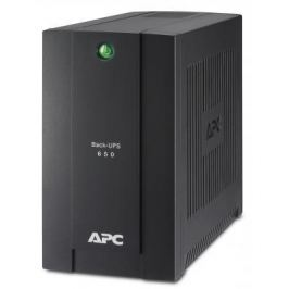 ИБП APC BACK 650VA BC650-RSX761