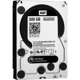 3.5'' Жесткий диск 500Gb Western Digital Caviar Black (WD5003AZEX) SATA III <7200rpm, 64Mb>