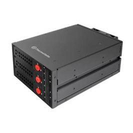 "Внешний контейнер для HDD 3.5"" SATA Thermaltake Max 3503 ST-006-M31STZ-A1 SATA I/II/III/SAS металл черный"