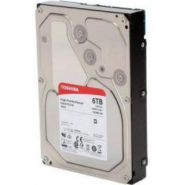 "Жесткий диск 3.5"" 6 Tb 7200rpm 128Mb cache Toshiba SATAIII HDWE160UZSVA"