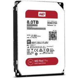"Жесткий диск 3.5"" 8 Tb 7200rpm 128Mb cache Western Digital Red Pro SATAIII WD8001FFWX"