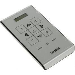"Внешний контейнер для HDD 2.5"" SATA ZALMAN ZM-VE500 USB3.0 серебристый"