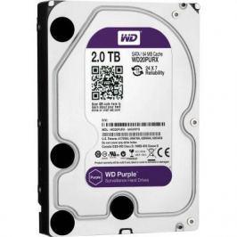 "Жесткий диск 3.5"" 2Tb 64Mb cache Western Digital Purple SATAIII WD20PURX"