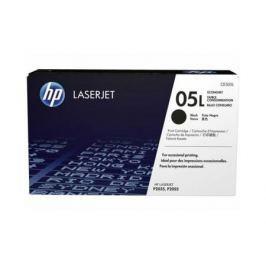 Картридж HP 05L CE505L для LaserJet черный