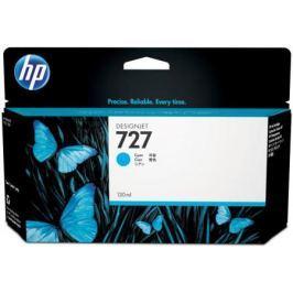Cтруйный картридж HP B3P19A №727 голубой для HP Designjet T920/T1500
