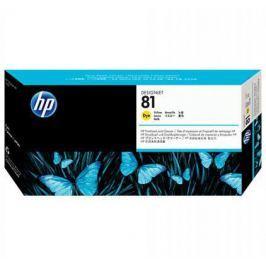 Печатающая головка HP C4953A для DesignJet 5XXX желтый
