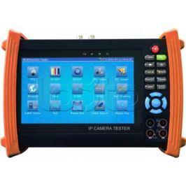 Универсальный монитор-тестер аналоговых и IP-видеокамер Tezter TIP-MT базовая модель + мультиметр + кабельный рефлектометр