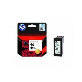 Картридж HP CZ637AE №46 для Deskjet Ink Advantage 2020hc Printer 2520hc AiO черный