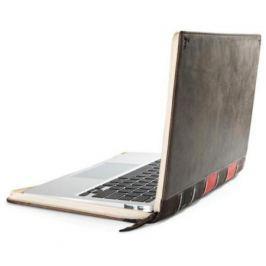 """Чехол для ноутбука MacBook Air 13"""" Twelve South BookBook кожа коричневый 12-1104"""