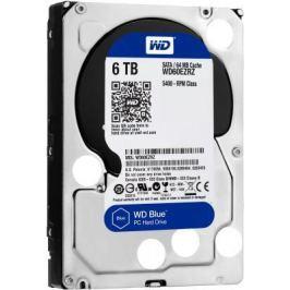 "Жесткий диск 3.5"" 6 Tb 5400rpm 64Mb cache Western Digital Blue SATAIII WD60EZRZ"