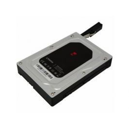 """Внешний контейнер для HDD 2.5"""" Kingston SNA-DC2/35 SATA серебристый"""